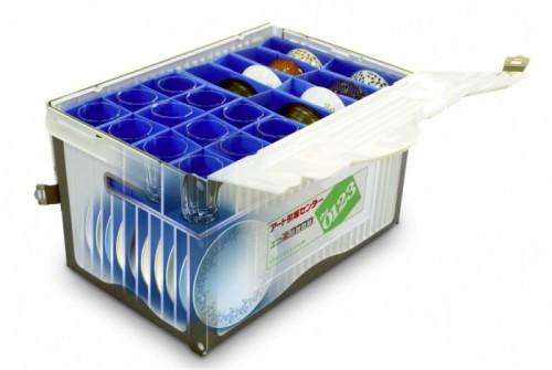 エコ楽ボックス/食器ケース