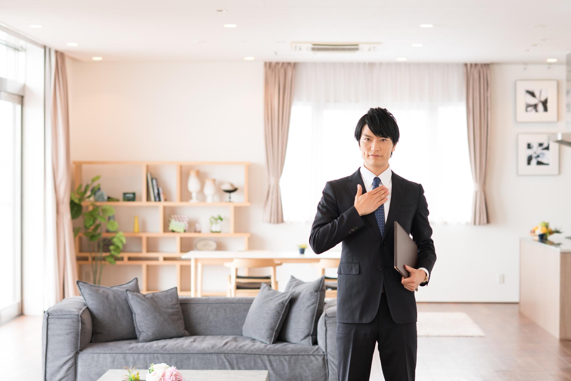 ビジネスマンのイメージ写真