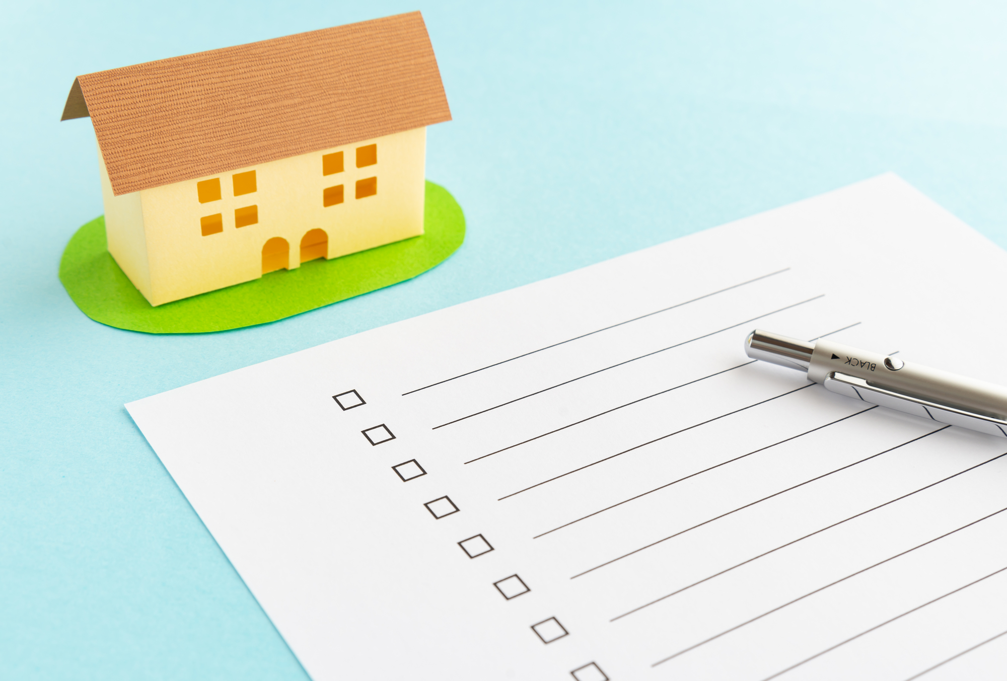 引っ越しの手続きでやっておくべきチェックリスト
