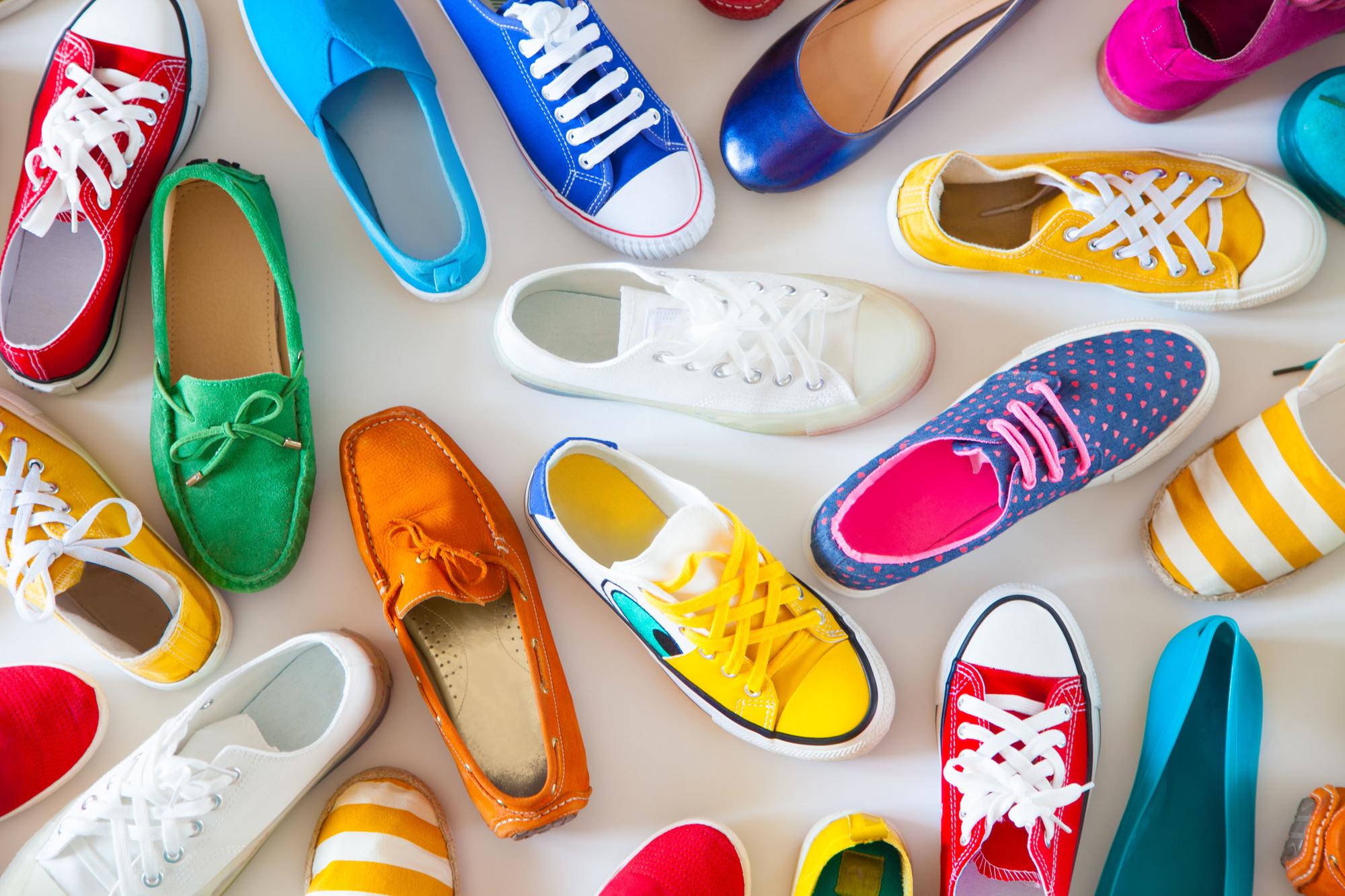 靴のイメージ写真
