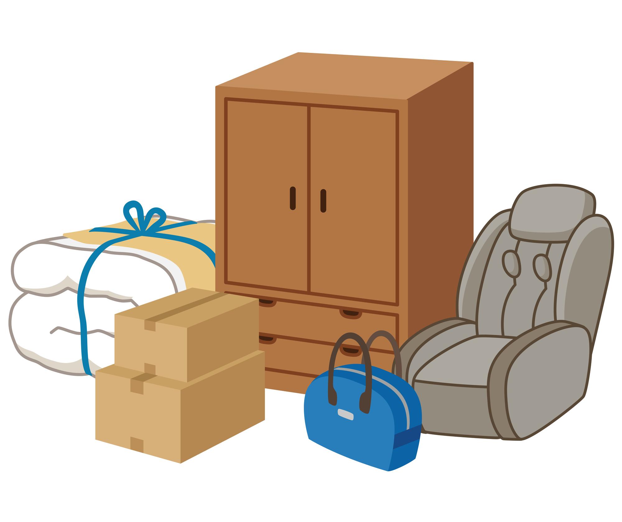 家財のイメージ